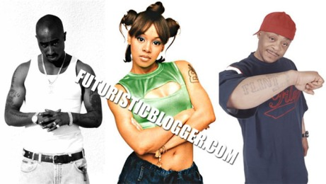 41st BIRTHDAYS 2 Pac Left Eye and MC Breed Were All Born In 1971