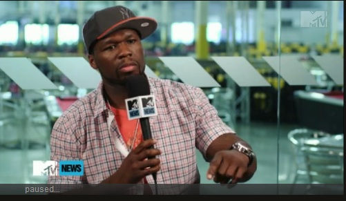 50 Cent Speaks On Recent Car Crash