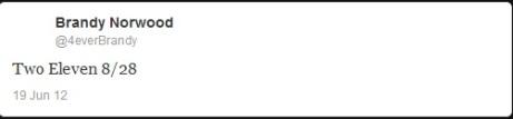"""Brandy Announces """"Two Eleven"""" Album Release Date"""