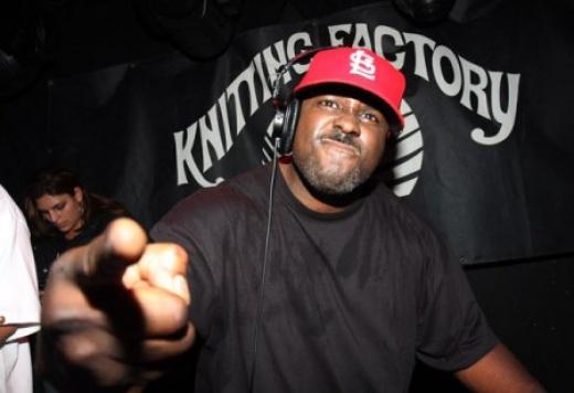 Funkmaster Flex Disses The Breakfast Club 2012