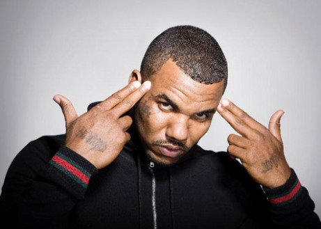 "Game Disses Nelly and Tony Parker On ""Burn"" Freestyle"