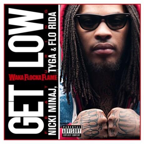 Waka Flocka Flame Ft Nicki Minaj, Tyga & Flo-Rida – Get Low