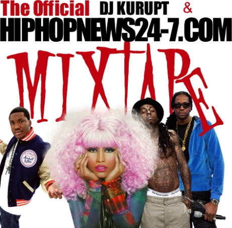 HipHopNews24-7.com Official Mixtape