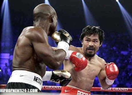 Manny Pacquiao loses to Timothy Bradley