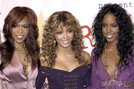 Michelle Williams No Longer With Destiny's Child