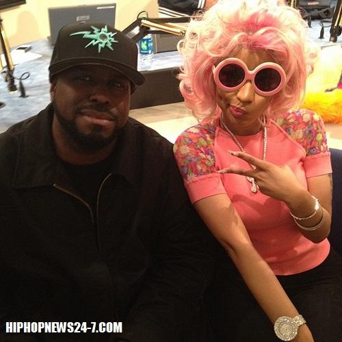 Nicki-Minaj-VS-Funk-Master-Flex