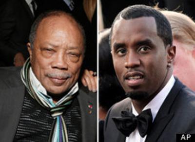Quincy Jones Diss P Diddy