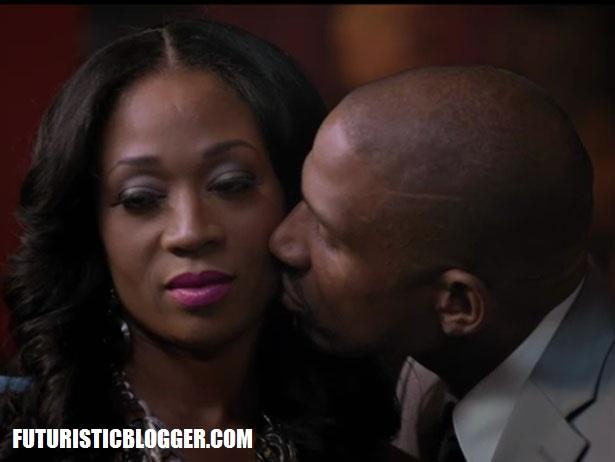 Stevie J Cheating on His Girlfriend