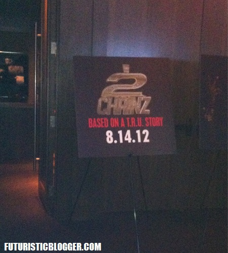 2 Chainz Listening Party At The 40/40 Club.