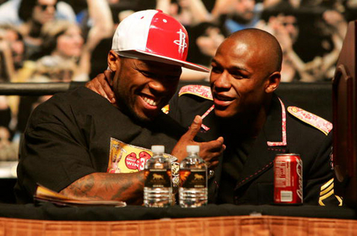 50 Cent A Licensed Boxing Promoter