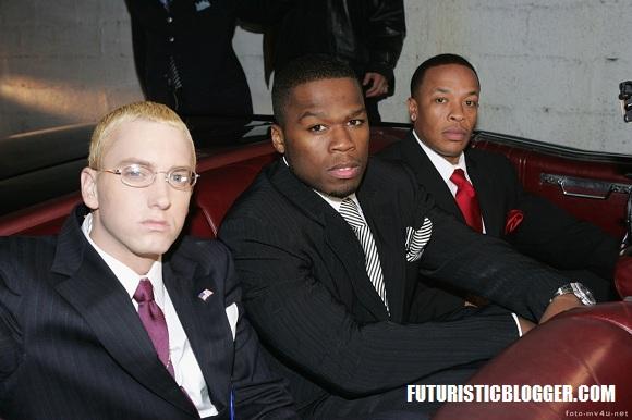 50 Cent Dr. Dre Street Immorta