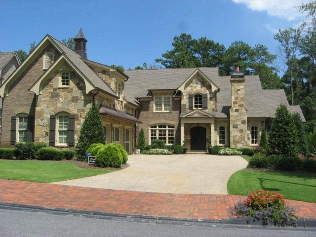 Benzino House in Atlanta