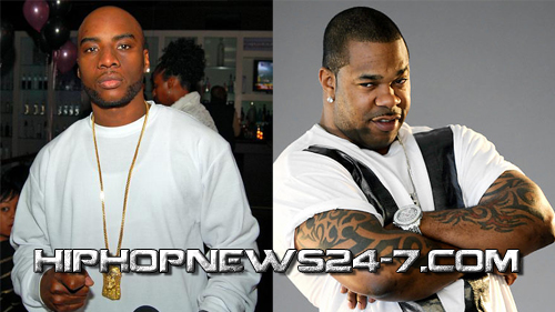 Busta Rhymes and Charlamagne FIGHT