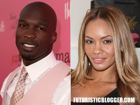 Evelyn Lozada and Chad Ochocinco Married.