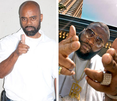 Freeway Rick Ross letter to Rick Ross