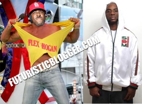 Flex Hogan Disses Charlamagne Tha God Over Argument With Busta Rhymes + Fire Shots At DJ Envy Too!!