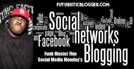 Funk Master Flex's -- Social Media Monday's