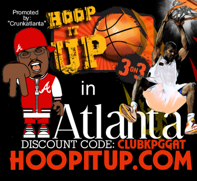 The World Largest 3 on 3 Basketball Tour Detroit and Atlanta.