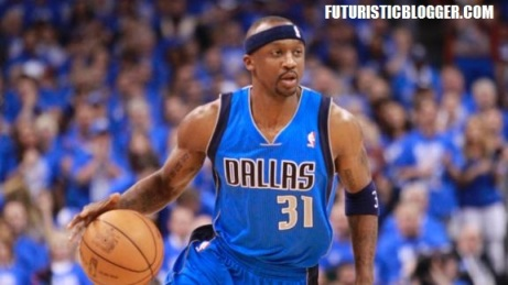 Jason Terry Signs With The Boston Celtics.
