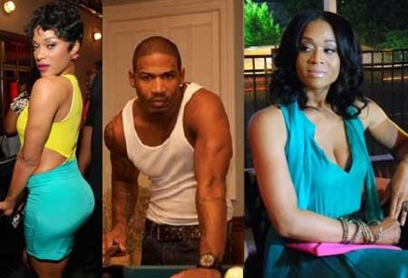 Joseline Tells MiMi she is Pregnant by Stevie J