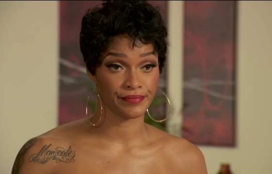 Joseline working with New Producers.
