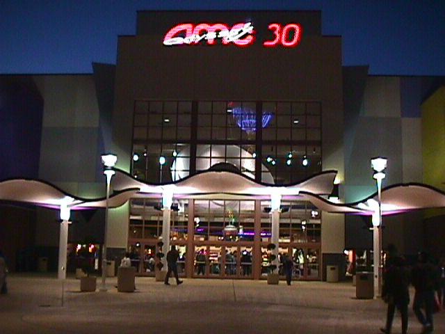 Metal Detectors In Movie Theaters