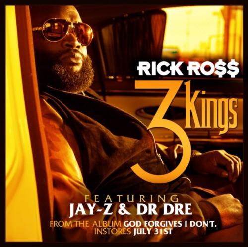 Rick Ross Ft Jay-Z & Dr. Dre – 3 Kings