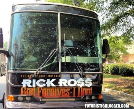 Rick Ross Tour Bus Robbed in Detroit