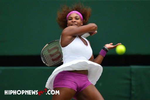 Serena Williams Wins Her 5th Wimbledon