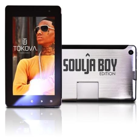 Soulja Boy iPad Tablet