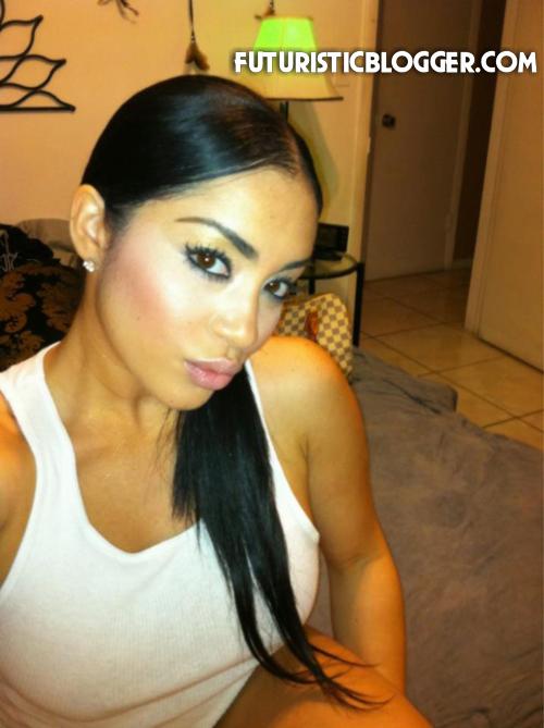 "Futuristic Blogger Featured Model ""Stephanie Monique"" Of Miami Florida."