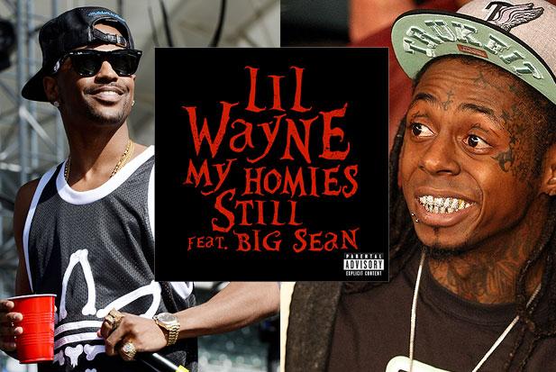 Video: Lil Wayne Ft Big Sean – My Homies Still