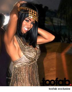 Stacey Dash Cleopatra