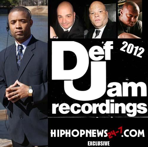 "10 Reasons ""Def Jam Records"" Running Hip Hop In 2012"