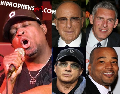 Chuck D Goes In On Clive Davis, Jimmy Iovine, Lyor Cohen Over Chris Lightly Death.