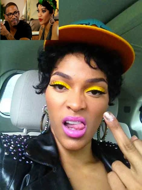 Joseline attacks Stevie J.