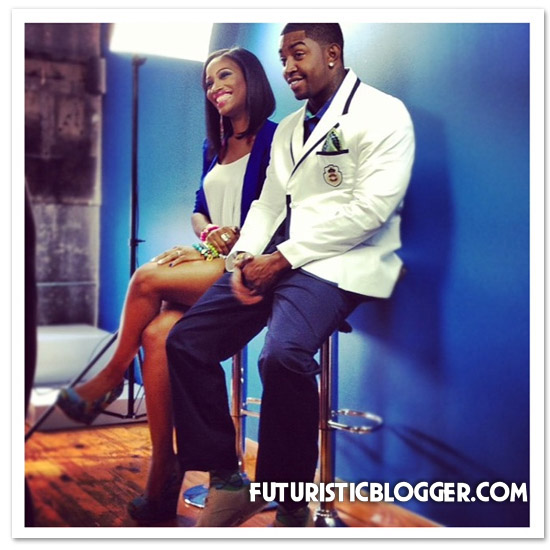 Lil Scrappy And Erica Engaged