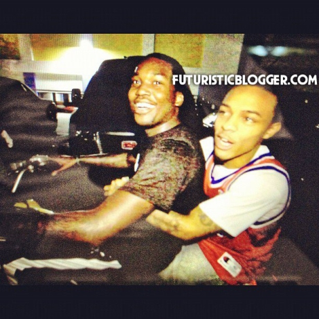 meek mill rides bow wow