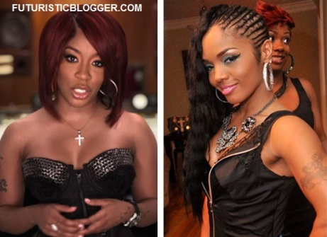Rasheeda Diss Song On K Michelle