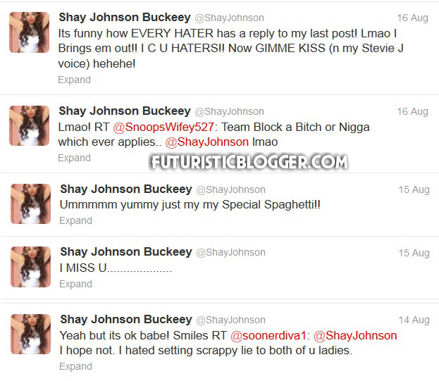 Shay Buckeey Reacts Lil Scrappy Erika Engage