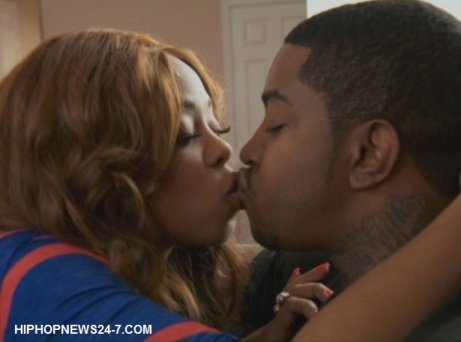 Shay Lil Scrappy And Erica Engagement