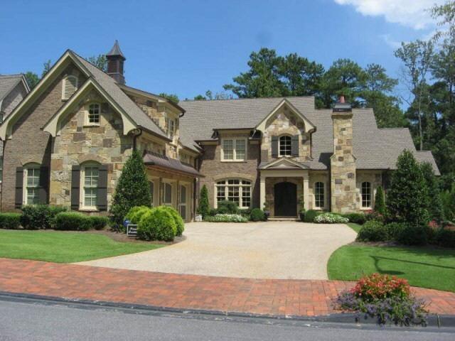 Tamar and Vince House in Atlanta