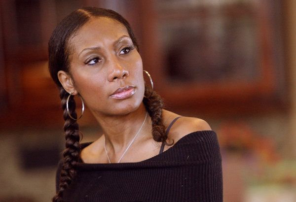 Towanda Braxton Is Having a Baby For Tamar.