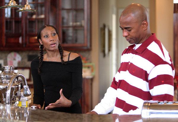 Towanda Husband Andre Diss Braxton Sisters