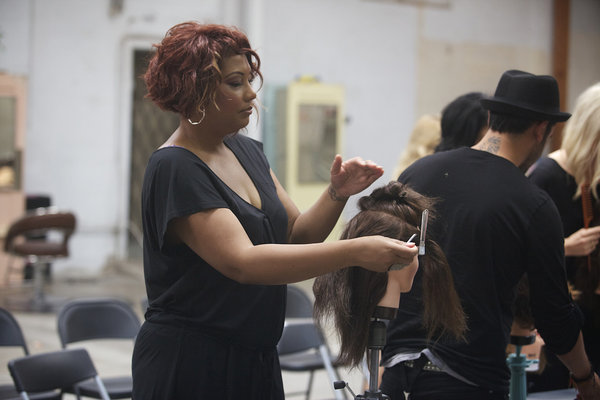 Traci Braxton Hair Salon in the DMV