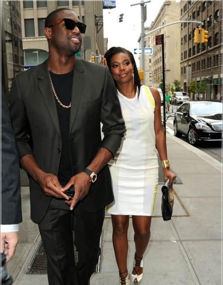 Dwayne Wade New Book On Fatherhood And Life Growing Up In Chicago!