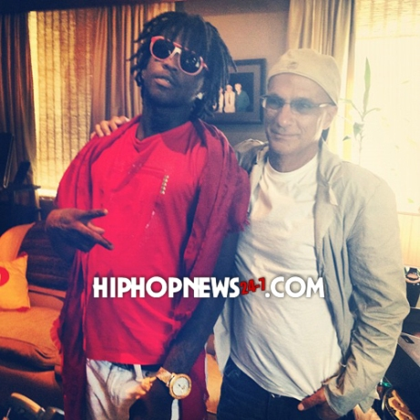 Interscope Records Waiting To Decide Chief Keef