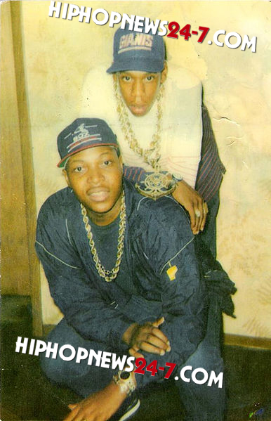 Jay Z  1988  photo