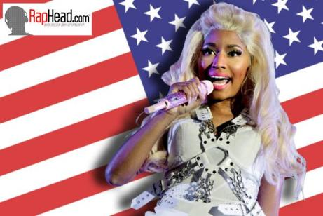 Nicki Minaj Goes Republican Vote Mitt Romney